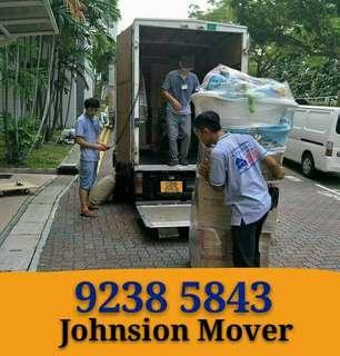 Cheapest | Professional mover call 92385843 JohnsionMover