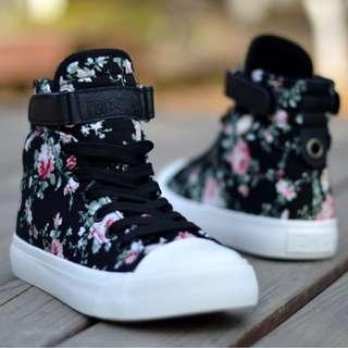 [NEW] [PO] PROMOTION FOR MONTH   !!!  Super Pretty Cool HIgh Cut Shoes! 36-40