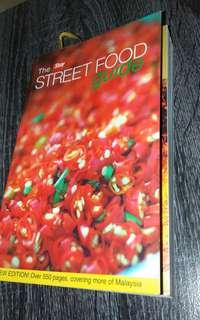 BOOK - THE STAR STREET FOOD GUIDE