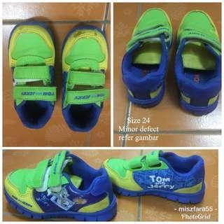 Boy Shoes Tom & Jerry