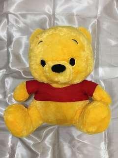 [超大隻55cm高] 正版Winnie The Pooh 公仔