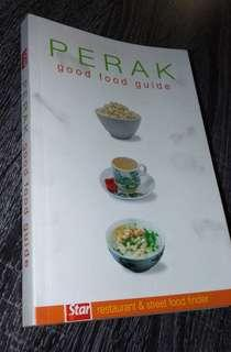 BOOK - THE STAR PERAK GOOD FOOD GUIDE