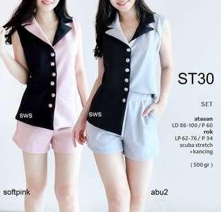 Setelan Branded ST30