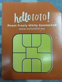 Simcard for umrah/hajj