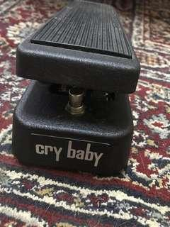 Guitar Effect Dunlop Cry Baby