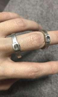 BICO couple rings