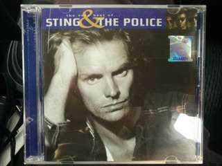 Sting and The Police CD