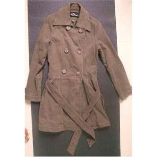 Bought in UK stylish trench coat