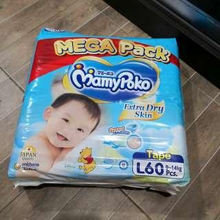 MamyPoko Extra Dry Diapers Mega Pack