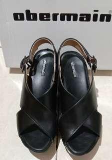 Sepatu Obermain excellent condition uk 39