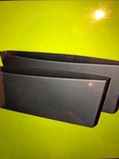 汽車坐椅夾縫儲物隙膠盒