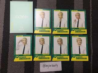 [WTS] Namjoon 3rd Muster Player Card Set