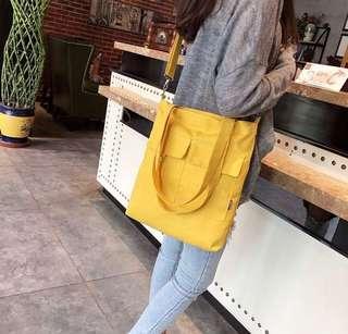 🚚 Canvas Sling Bag