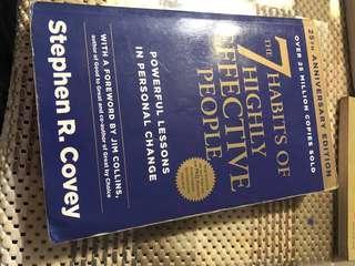 Sorted English books