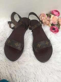Strappy lv sandals