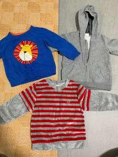 🚚 Winter wear for kids. Mothercare Long sleeved top.