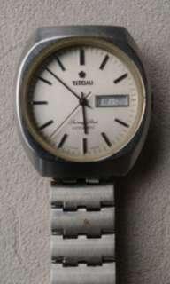瑞士梅花機械自動錶
