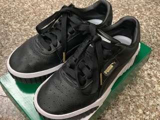 限時特價出價就談:Puma CalI Wn's女生黑色球鞋