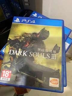 黑暗靈魂3 PS4