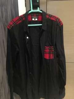 Branded used shirt Gucci etc
