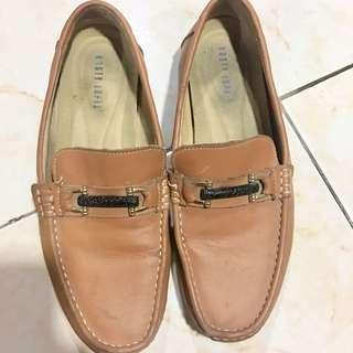 RUSTY LOPEZ brown topsider