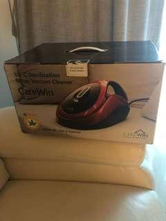 「全新」CareWin紫外線除塵蟎吸塵機