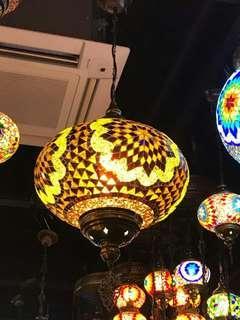 Lampu turki, last order 22 maret. Price ask