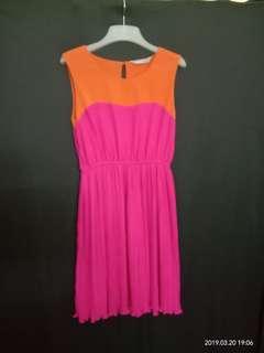A/Wear Color Block Dress