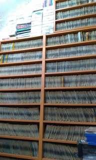 過千隻VCD DVD 舊戲演唱會卡通劇集特價出售