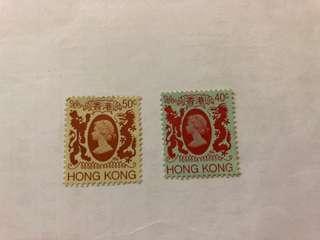香港郵票-2
