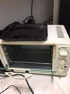 Rasonic 焗爐連烤盤,手把