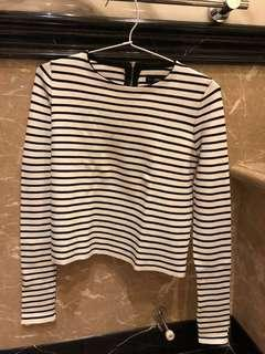 Zara Sweater stripes