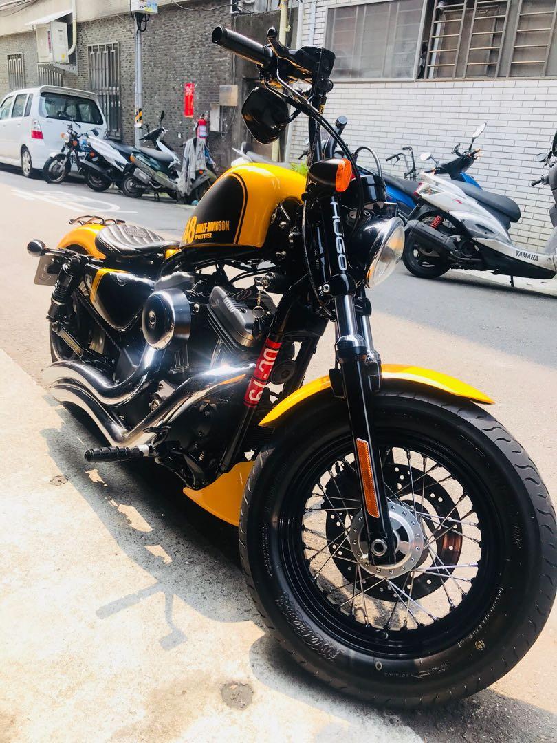 2012年 哈雷 Harley Davidson XL1200X 眾多改裝精品 可分期 免頭款 歡迎車換車 網路評價最優 業界分期利息最低 嬉皮 美式 48 883 可參考