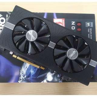 SAPPHIRE NITRO+ Radeon™ RX 580 8 GB