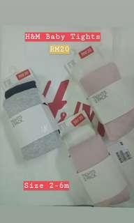 H&M baby tights