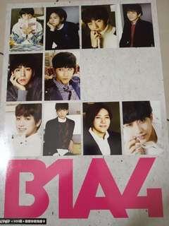 B1A4 Hard Poster