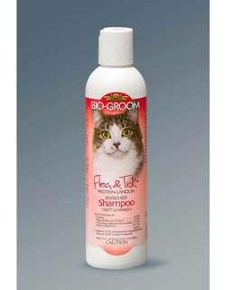 Bio Groom Flea and Tick Shampoo