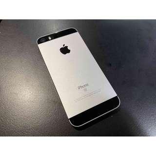 iPhoneSE 16G 太空灰 只要4800 !!!