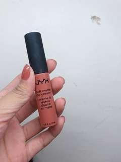 Nyx 棉花糖唇釉 SMLC19 cannes GA506替代色