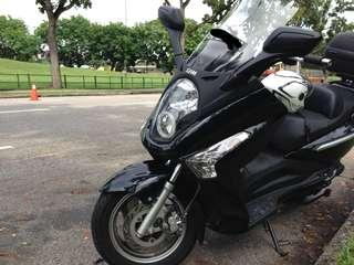 SYM GTS 200 Low mileage 18K only LIKE NEW