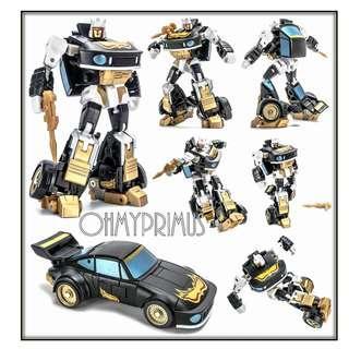 [Pre-order] Newage NA Toys H2G Capoeira - Transformers Legends Scale Stepper / Ricochet
