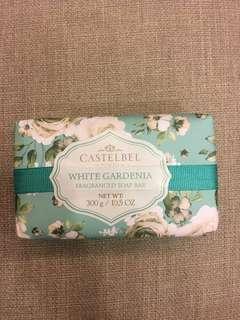 🚚 Castelbel 香氛皂 白梔子香300g