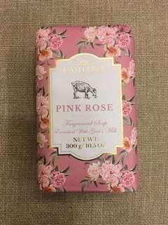 🚚 Castelbel 香氛皂 玫瑰 300g