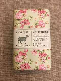 🚚 Castelbel 香氛皂 郷村玫瑰 300g