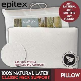 🚚 Epitex Latex Pillow #ENDGAMEyourEXCESS