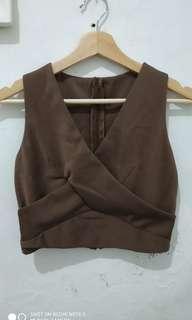 Rompi blouse