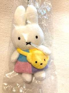 Miffy Zakka 限定掛飾 公仔