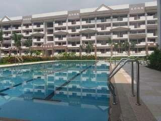 2-bedroom condo unit with parking space - Riverfront Residences