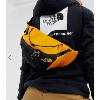 (Pre-Order) The North Face Lumbnical bum bag in orange