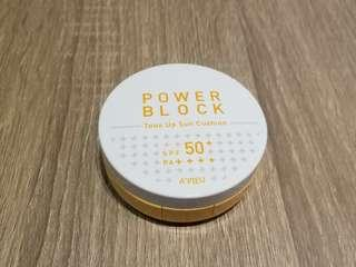 Apieu 防曬氣墊 Power Block Tone Up Sun Cushion spf50 pa++++